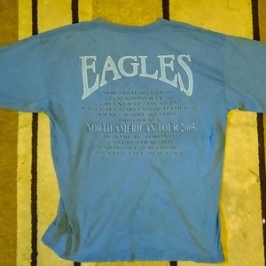 Eagles concert T-shirt 2005